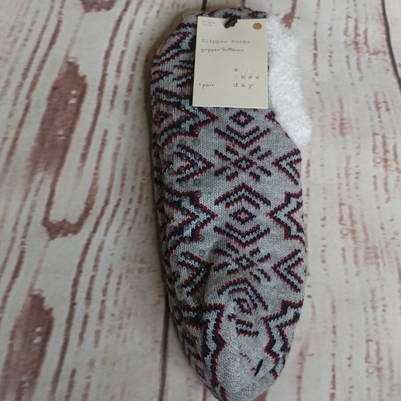 a new day Accessories - A New Day Slipper Socks
